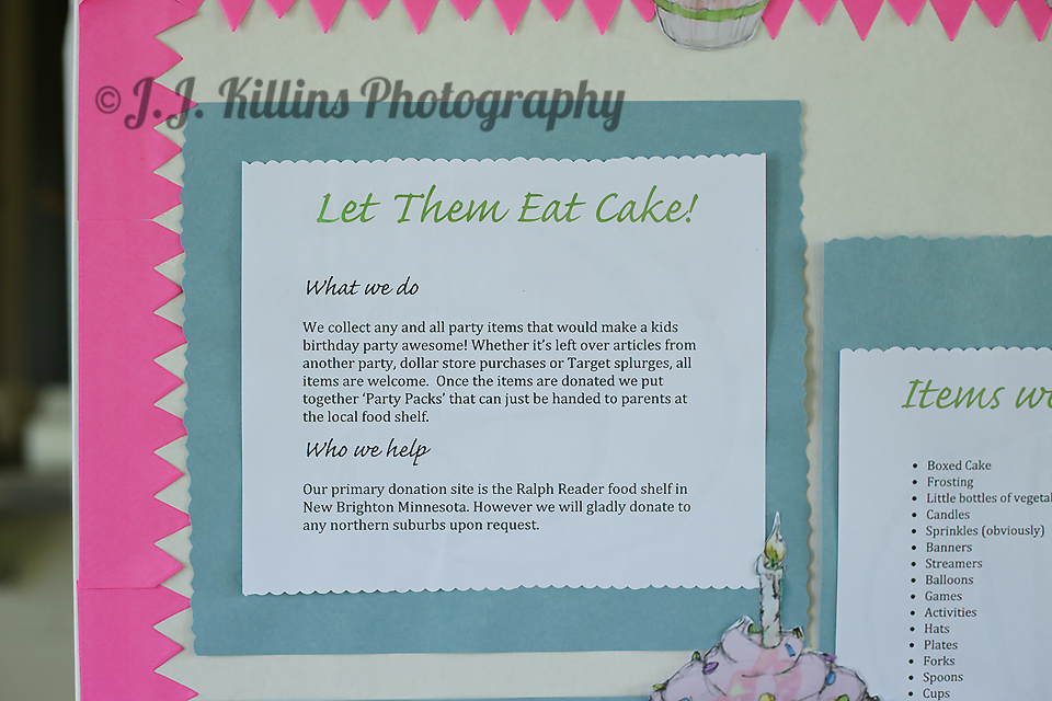 The Let Them Eat Cake Photograph