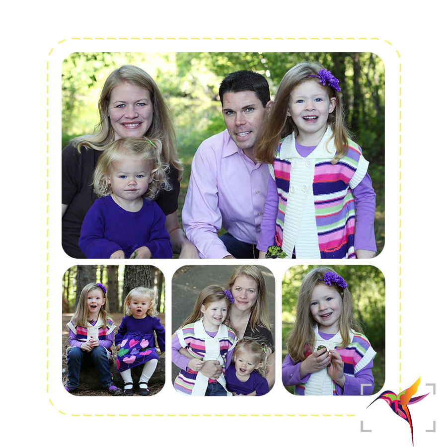 J.J. Killins Photography Shoreview MN blog board